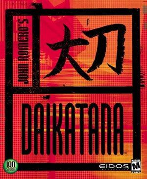 Cover for Daikatana.