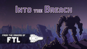 Cover for Into the Breach.