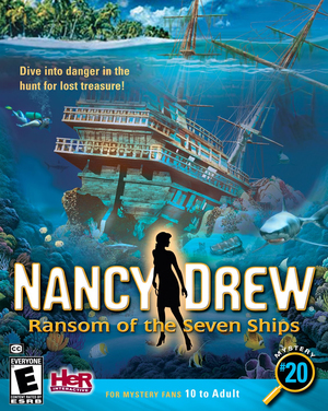 Cover for Ransom of the Seven Ships.