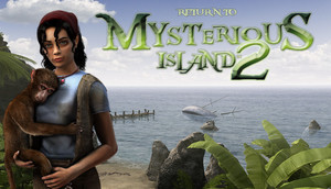 Cover for Return to Mysterious Island 2.