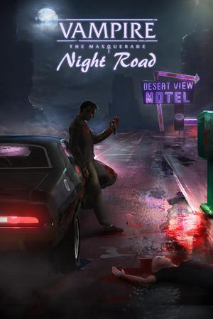 Cover for Vampire: The Masquerade – Night Road.