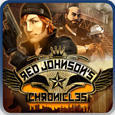 Cover for Red Johnson's Chronicles.
