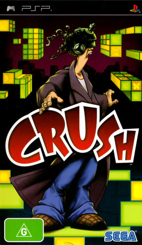 Cover for Crush.
