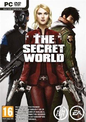 Cover for The Secret World.