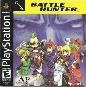 Cover for Battle Hunter.