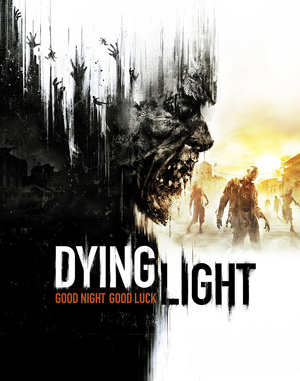 Cover for Dying Light.