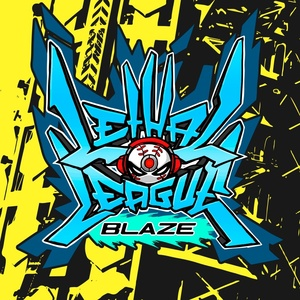 Cover for Lethal League Blaze.