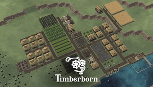 Cover for Timberborn.