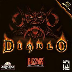Cover for Diablo.