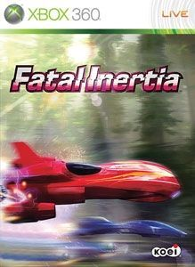 Cover for Fatal Inertia.