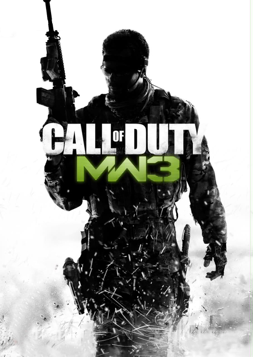Cover for Call of Duty: Modern Warfare 3.