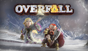Cover for Overfall.