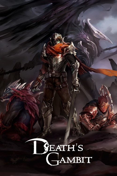 Cover for Death's Gambit.