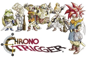 Cover for Chrono Trigger.