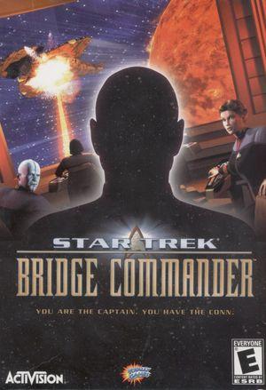 Cover for Star Trek: Bridge Commander.