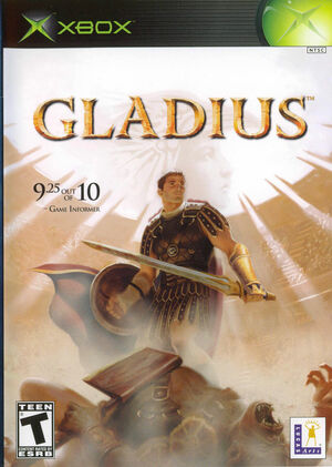 Cover for Gladius.