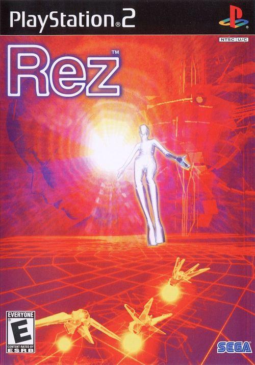 Cover for Rez.