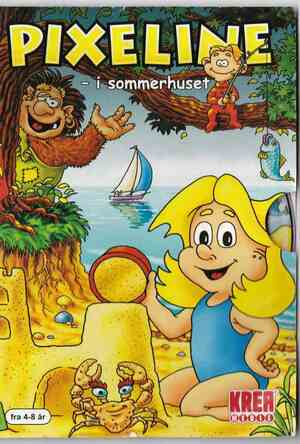 Cover for Pixeline i Sommerhuset.