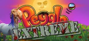 Cover for Peggle Extreme.