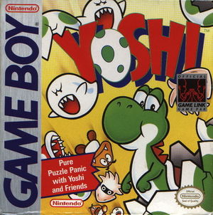 Cover for Yoshi.