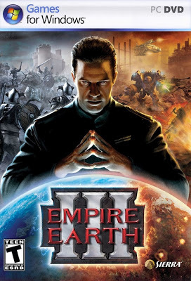 Cover for Empire Earth III.