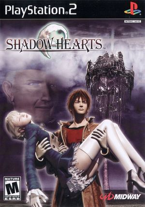 Cover for Shadow Hearts.