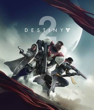 Cover for Destiny 2.