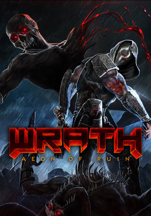 Cover for Wrath: Aeon of Ruin.
