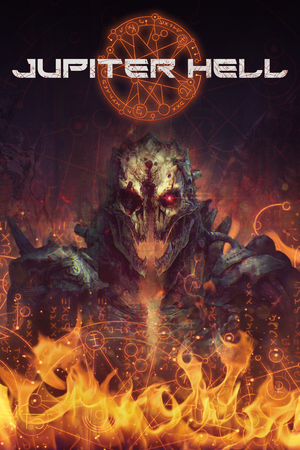 Cover for Jupiter Hell.