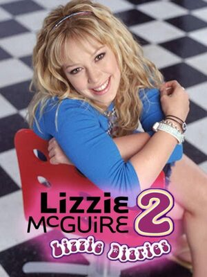 Cover for Lizzie McGuire 2: Lizzie Diaries.