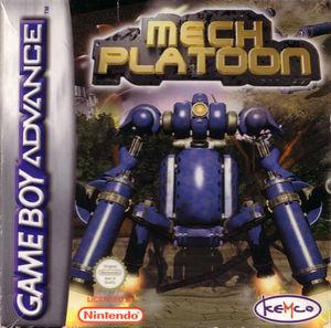 Cover for Mech Platoon.