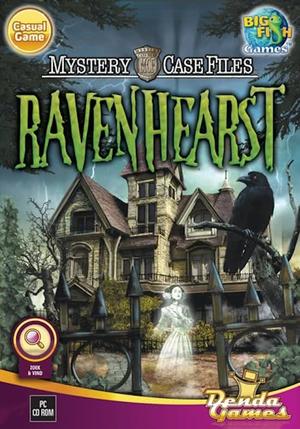 Cover for Mystery Case Files: Ravenhearst.
