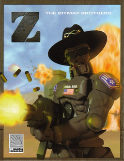Cover for Z.