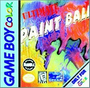 Cover for Ultimate Paintball.
