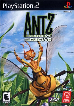 Cover for Antz Extreme Racing.