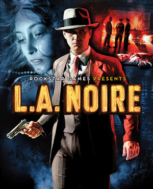 Cover for L.A. Noire.