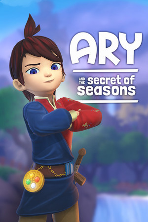 Cover for Ary and the Secret of Seasons.