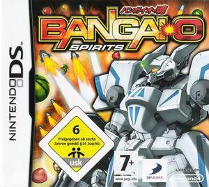 Cover for Bangai-O Spirits.