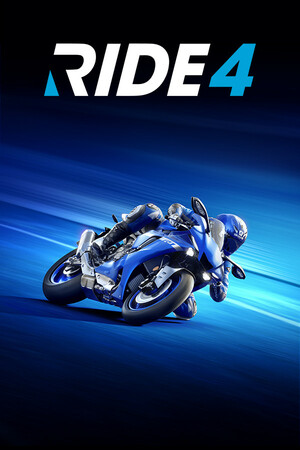 Cover for Ride 4.