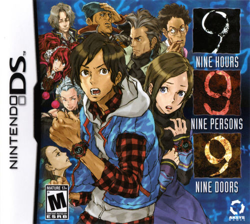 Cover for 999: Nine Hours, Nine Persons, Nine Doors.