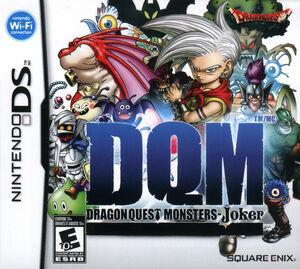 Cover for Dragon Quest Monsters: Joker.
