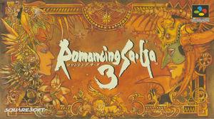 Cover for Romancing SaGa 3.