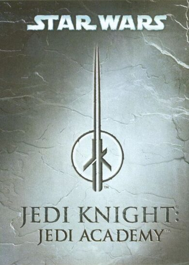 Cover for Star Wars Jedi Knight: Jedi Academy.