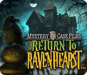Cover for Mystery Case Files: Return to Ravenhearst.