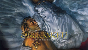 Cover for Gabriel Knight 3: Blood of the Sacred, Blood of the Damned.