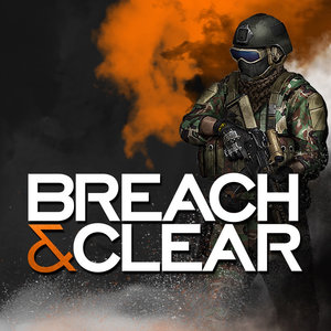 Cover for Breach & Clear.