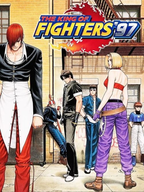 Cover for The King of Fighters '97.