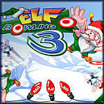 Cover for Elf Bowling 3.