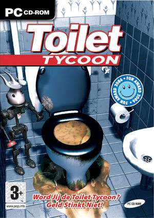 Cover for Toilet Tycoon.