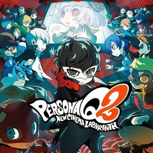 Cover for Persona Q2: New Cinema Labyrinth.